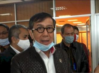 Yasonna Siap Hadapi Gugatan Tommy Soeharto
