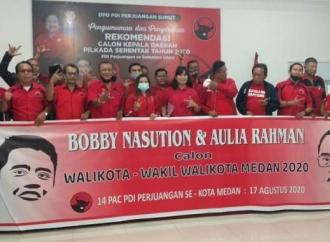 Pilkada Medan, BSPN Maksimalkan Fungsi Guraklih Partai