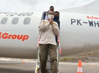 Nurdin Harap Bandara Toraja Layani Penerbangan Setiap Hari