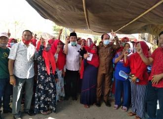Pilkada Sumbawa, HM Husni Politisi Hebat dan Gerak Cepat