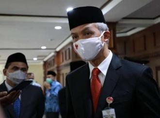 Ganjar Tegaskan Pancasila Ideologi Bangsa Indonesia