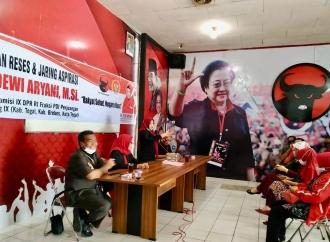Reses di Kota Tegal Dewi Aryani Paparkan Sejumlah Program