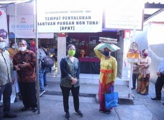 Puan Salurkan Bantuan & Perhatikan Nasib Pariwisata Bali