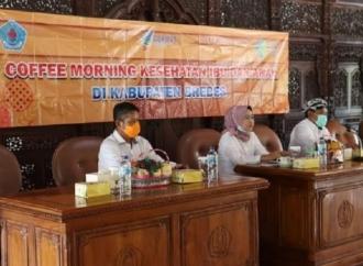 Bupati Idza: AKB & AKI Harus Ditekan di Tengah Pandemi