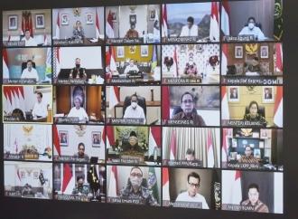 Jokowi Pastikan Indonesia Aman Jadi Tuan Rumah FIFA U20