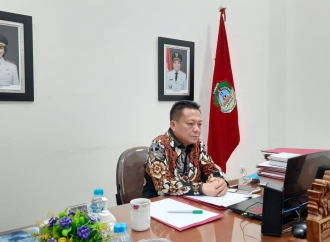 Banteng Landak Diinstruksikan Sapa Konstituen di Dapil