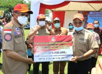 Nurdin Canangkan Kawasan Siaga Bencana di Luwu Timur