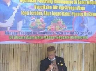 Lestarikan Pusaka Sunda, Anton Charliyan Gagas Hajat Buruan