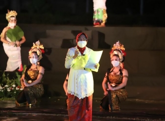 Risma Beberkan Suka Duka Bangun Surabaya Selama 10 Tahun