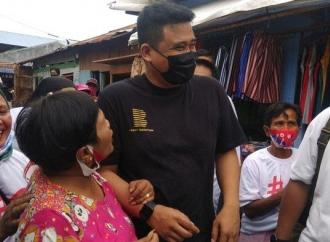 Banteng Medan Sunggal Diajak Menangkan Bobby Nasution