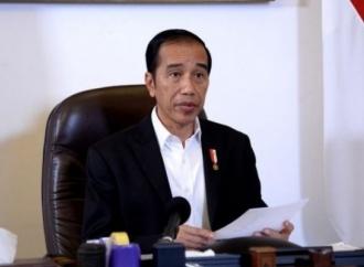 Presiden Jokowi Tegaskan UU CIptaker Untungkan Sektor UMKM