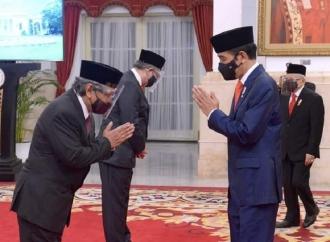 Politisi PDI Perjuangan, Heri Akhmadi Dilantik Jadi Dubes RI