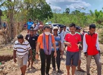 Ansy Serap Aspirasi Poktan Manekat di Kupang
