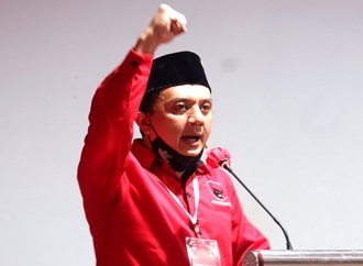 "Banteng Jatim Minta ""Pasukan Udara"" Tangkal Hoaks"