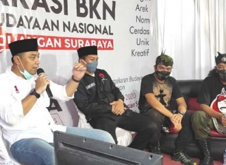 Eri Siap Gandeng BKN Bangun Surabaya Jadi Kota Berkarakter