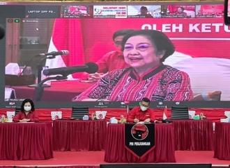 Wejangan Megawati: Berpolitik Harus Dengan Nurani