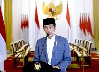 Presiden Jokowi Ajak Umat Islam Teladai Akhlak Rasulullah