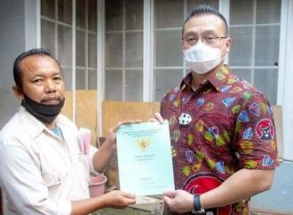 Mantap, Kent Bantu Masyarakat Urus PTSL yang Tertahan