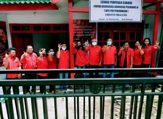 Kantor DPC Banteng Torut Rumah Perjuangan & Pergerakan