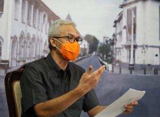 Keren, Ganjar Putuskan UMP 2021 di Jateng Naik