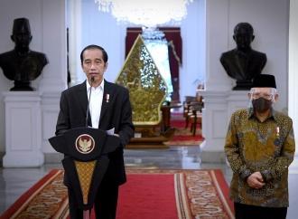 Presiden Jokowi Kecam Pernyataan Macron yang Hina Umat Islam