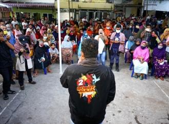 Penerima PKH Ucapkan Terima Kasih ke Jokowi Lewat Bobby