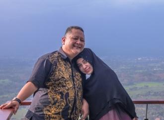 Whisnu Sakti Dalam Pemulihan Kesehatan, Dipantau Istri