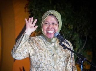 Mantap! Kepuasan Warga Surabaya Terhadap Risma Tinggi