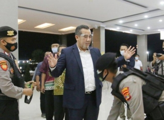 Dendi Optimistis Banteng Pesawaran Patuh Keputusan DPP