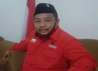 "Banteng Batang Dukung Pembangunan ""Islamic Center"""
