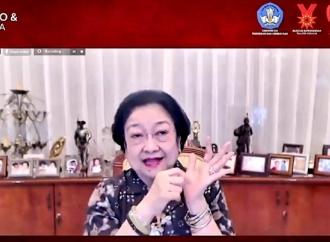 Megawati Harap Pemuda Bangsa Gemar Baca Buku Bung Karno