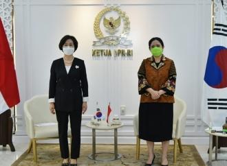 Puan Dukung Penguatan Kerja Sama Indonesia-Korsel