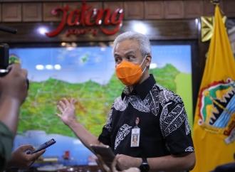 Ganjar Siap Genjot Upaya Pemulihan Ekonomi di Jateng