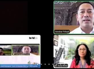 Hendi: Semarang Kota Bahagia Karena Sentuh Masyarakat