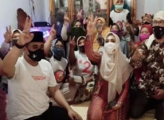 Bobby & Majelis Taklim Medan Blusukan ke Kwala Bekala