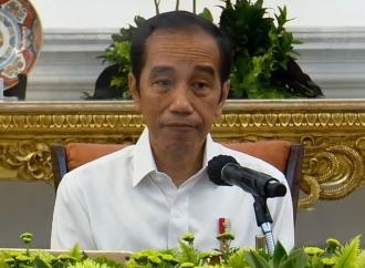 Presiden Ingatkan Peningkatan Kasus COVID-19 di Dua Provinsi