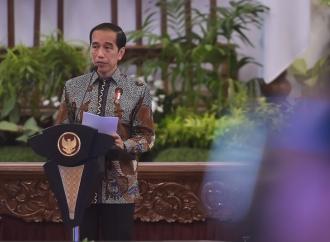 Presiden Siap Beri Peringatan Keras Akan Angka Positif COVID