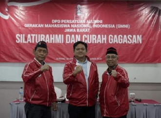 Alumni GMNI Jabar Dukung TNI Turunkan Baliho Provokatif