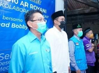 Bobby Nasution Didaulat Jadi Pemimpin Pejuang Al-Qur'an