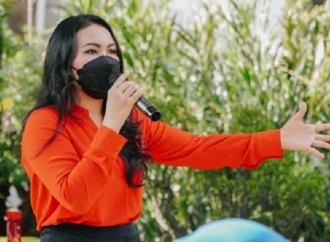 Merly Apresiasi KPUD Medan Atas Kemenangan Bobby