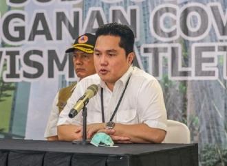 Darmadi Dukung Menteri Erick Transformasi BUMN