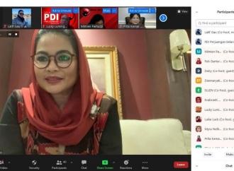 Bumikan Pancasila di Hari Ibu, Banteng Belanda Gelar Webinar