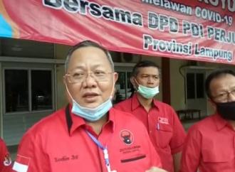 Banteng Lampung Siap Kawal Upaya Hukum Eva-Dedy