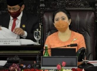 Dihadiri 384 Anggota, Puan Buka Rapat Paripurna DPR