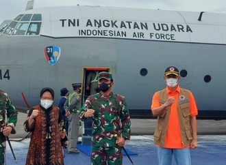 Gempa Sulbar, Risma Mulai Pasok Bantuan Logistik