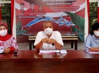 PDI Perjuangan Sumut Berduka Atas Wafatnya Asner Silalahi