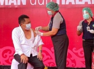 Wiyatno Pastikan Tak Ada Efek Signifikan Usai Vaksinasi