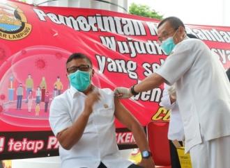 DPRD Bandar Lampung Ingatkan Waspadai Hoaks Vaksinasi