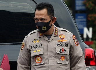 Simson Apresiasi Jokowi Usulkan Komjen Listyo Jadi Kapolri