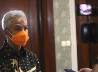 Ganjar Ingatkan Waspadai Potensi Bencana di Jateng
